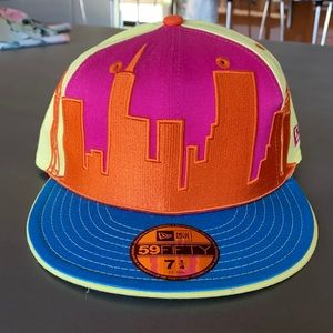 New Era 59Fifty Upper Playground hat